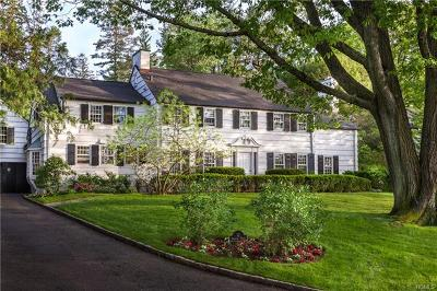 Bronxville Single Family Home For Sale: 12 Orchard Place
