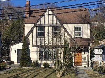 Tuckahoe Single Family Home For Sale: 307 Scarsdale Road