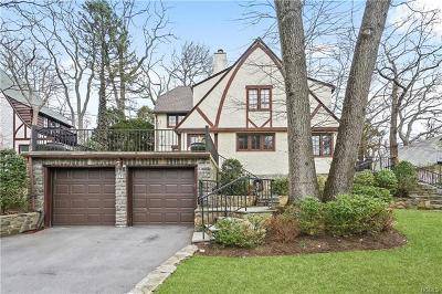 Hartsdale Single Family Home For Sale: 9 Charlotte Place