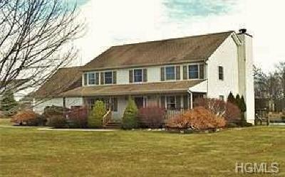 Montgomery NY Single Family Home Sold: $389,500