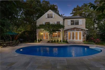 Bronxville Single Family Home For Sale: 1 Edgewood Lane