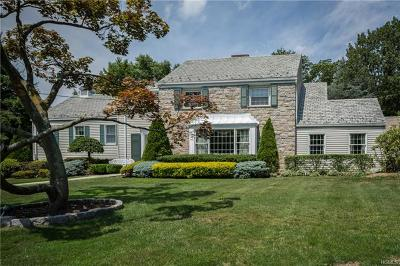 Bronxville Single Family Home For Sale: 2 Corwood Road