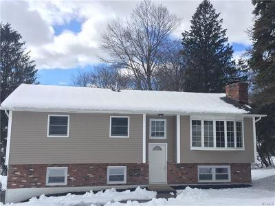 Connecticut Single Family Home For Sale: 52 Barnum Road