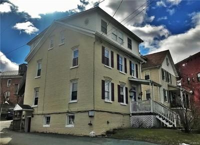 Walden NY Multi Family 2-4 Sold: $249,900