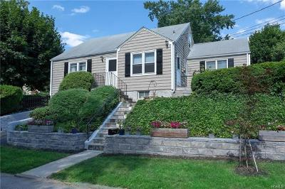Dobbs Ferry Single Family Home For Sale: 19 Grove Street