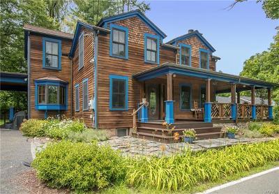 Rosendale Single Family Home For Sale: 935 Creek Locks Road