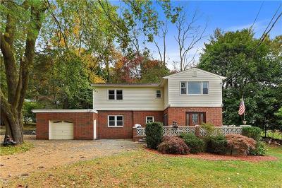 Shrub Oak Single Family Home For Sale: 1284 North Ridge Road