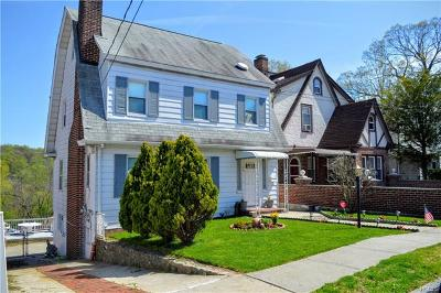 Yonkers Single Family Home For Sale: 20 Leroy Avenue