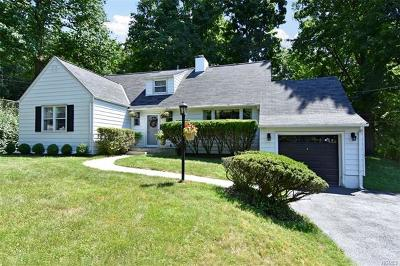 Irvington Single Family Home For Sale: 18 Riverview Road