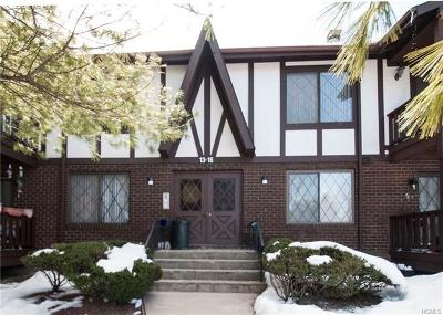Rockland County Condo/Townhouse For Sale: 16 Buckingham Court