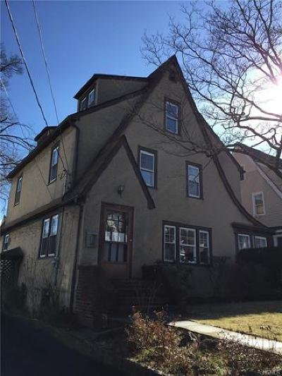 White Plains Single Family Home For Sale: 30 Lincoln Avenue