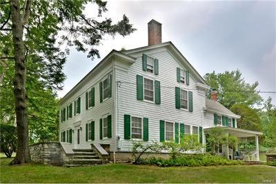 Cortlandt Manor Single Family Home For Sale: 336 Croton Avenue