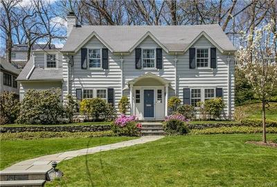 Scarsdale Single Family Home For Sale: 161 Brite Avenue