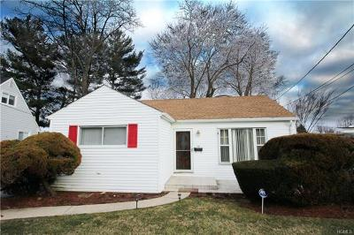 Yonkers Single Family Home For Sale: 10 Monterey Place