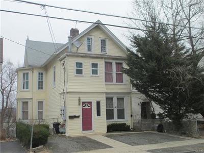 Multi Family 2-4 For Sale: 141 Hudson Avenue
