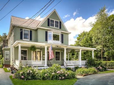Monroe Multi Family 2-4 For Sale: 100 Maple Avenue