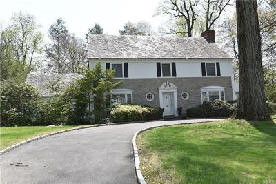 Scarsdale NY Single Family Home For Sale: $3,125,000