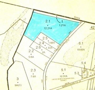 Monticello Residential Lots & Land For Sale: Fred Road