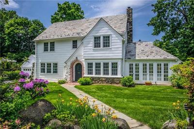 Scarsdale NY Single Family Home For Sale: $1,645,000