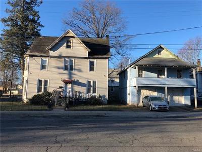 Ellenville Single Family Home For Sale: 11 Maple Avenue