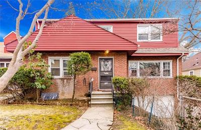 Yonkers Multi Family 2-4 For Sale: 118 Hart Avenue