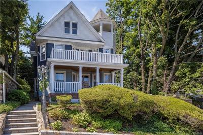 Yonkers Single Family Home For Sale: 10 Morsemere Place