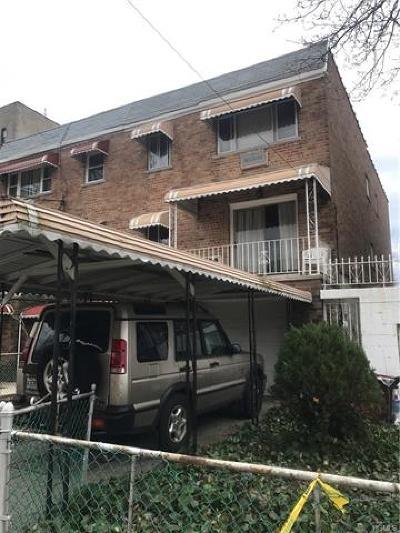 Bronx Multi Family 2-4 For Sale: 3237 Olinville Avenue