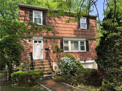 New Rochelle Single Family Home For Sale: 926 Webster Avenue