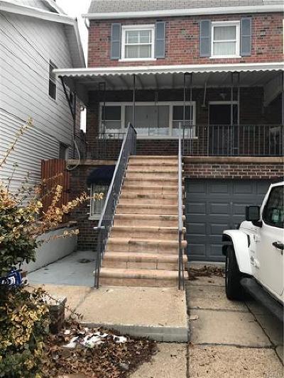 Bronx Multi Family 2-4 For Sale: 2865 Wilkinson Avenue