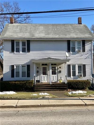 Cornwall Multi Family 2-4 For Sale: 208 Willow Avenue