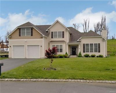 Monroe Single Family Home For Sale: 55 Catskill High Rail