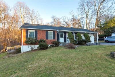 Monroe Single Family Home For Sale: 21 Mangin Road