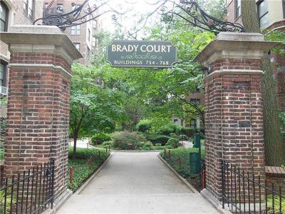 Co-Operative For Sale: 754 Brady Avenue #303