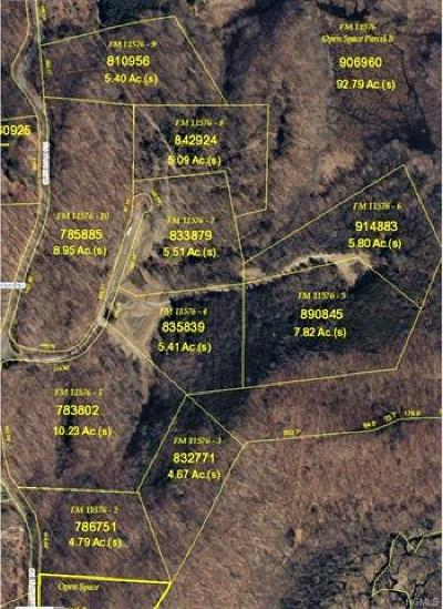 pawling Residential Lots & Land For Sale: Lots 1-10 East Meadow Drive