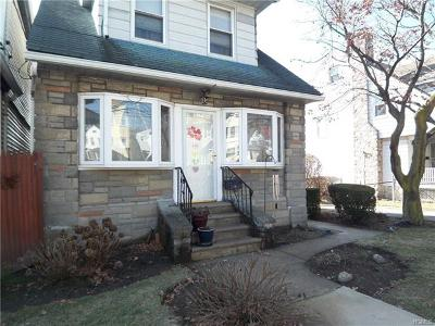 Mount Vernon Single Family Home For Sale: 126 Beechwood Avenue