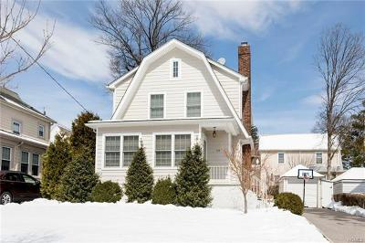 Scarsdale Single Family Home For Sale: 49 Homestead Road
