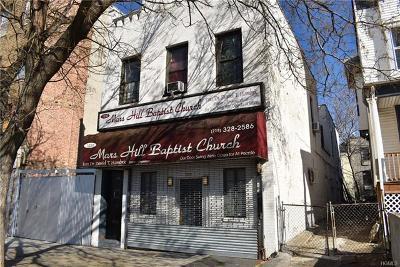 Bronx Multi Family 2-4 For Sale: 1030 Prospect Avenue