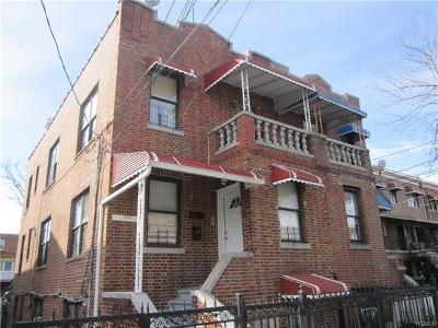 Bronx Multi Family 2-4 For Sale: 920 East 220th Street
