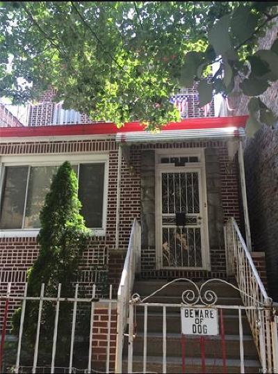 Bronx Single Family Home For Sale: 650 East 223rd Street