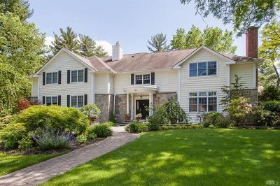 Scarsdale NY Single Family Home For Sale: $2,995,000