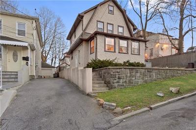 New Rochelle Single Family Home For Sale: 22 Clinton Avenue