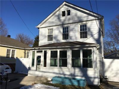 Highland Falls Single Family Home For Sale: 6 Fostoria Street