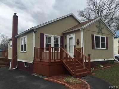 Ellenville Single Family Home For Sale: 3 Hill Street