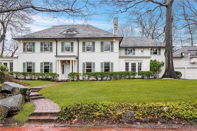 Bronxville Single Family Home For Sale: 11 Plateau Circle