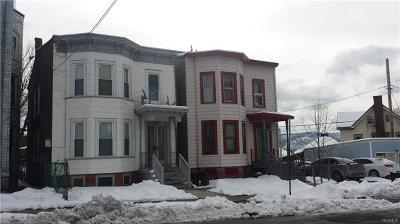 Newburgh Multi Family 2-4 For Sale: 84 Liberty Street Wh