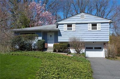 Elmsford Single Family Home For Sale: 20 Overhill Road