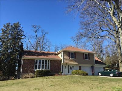 New Rochelle Single Family Home For Sale: 376 Oxford Road