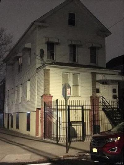 Bronx Multi Family 2-4 For Sale: 601 Saint Lawrence Avenue