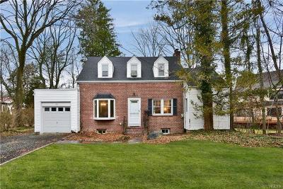 Larchmont Single Family Home For Sale: 79 Harmon Drive
