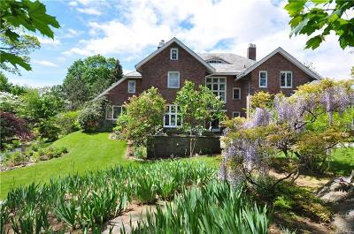 Bronxville Single Family Home For Sale: 7 Ridge Road